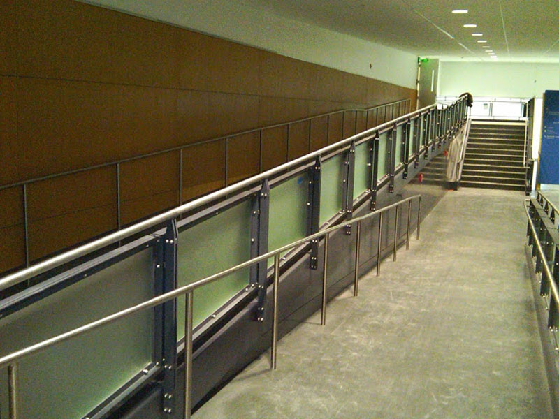 Railing-Air and Space Museum