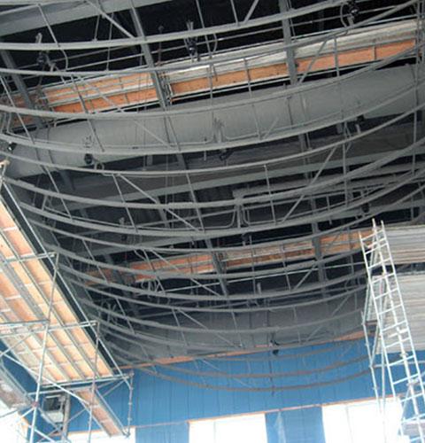 Acoustical Ceiling- UVA